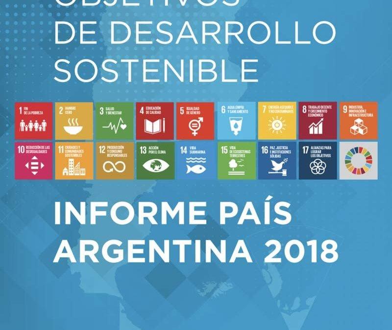 Informe País Argentina 2018 · Consejo Nacional de Coordinación de Políticas Sociales