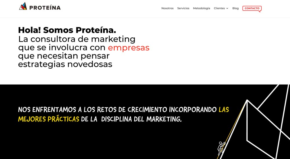 Proteína Marketing
